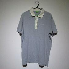"Men's Hugo Boss Polo in stile superiore/T-shirt casual elegante-Pit PER PIT 20.5""/52cm"
