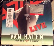Van Halen Live Tokyo Dome In Concert New Sealed 2 Cd Set