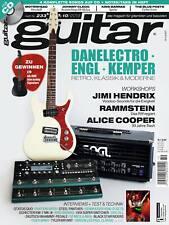 Steel Panther Entrevista Jimi Hendrix Rammstein Workshop Prueba Danelectro '