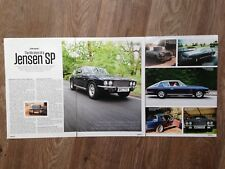 Jensen Sp 1971 - Classic Test / Ownership Article