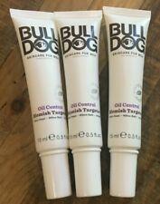 3 X BULL DOG SKINCARE FOR MEN OIL CONTROL BLEMISH TARGETER 15ML BRAND NEW