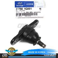 GENUINE Ball Joint FRONT LOWER for 06-11 Hyundai Accent Kia Rio Rio5 517601G000