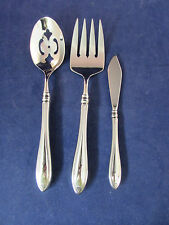 Oneida Stainless SHERATON 3pc Serving Set (s) INDONESIA