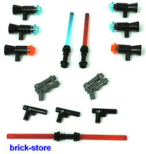 LEGO® Star Wars (Nr.33) Laserschwerter / Waffen  / Set