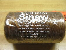 Sinew Crafts Sewing  LG. Crafts  Wrapping Arrowheads
