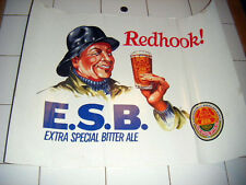 rare antique beer poster Redhook E.S.B.Ale (Extra Special Bitter Ale)Seattle Wa.