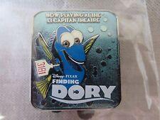 NEW Disney Soda Fountain DSSH Pixar Finding Dory El Capitan Theater Pin LE 1000