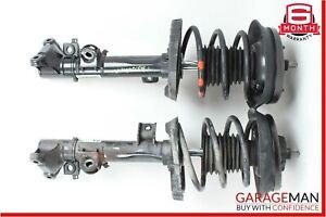 03-09 Mercedes CLK500 Sachs Front Left & Right Shock Absorber Spring Strut Set