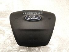 2015-2018 FORD FOCUS LEFT DRIVER SIDE STEERING WHEEL AIRBAG BLACK 15 16 17 18