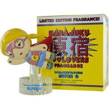 HARAJUKU LOVERS SUPER G By Gwen Stefani 1.0 oz 30 ml Women Perfume EDT Spray NIB