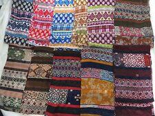 $2 EACH,Lot of 50 wholesale fashion women Aztec boho retro infinity scarves