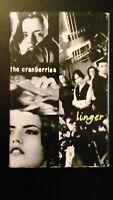 "THE CRANBERRIES ""Linger/How"" Cassette Single"