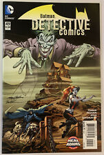 Detective Comics #49 Neal Adams Variant Cover 2016 NM- Batman Harley Quinn