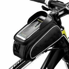 """Borsa Borsetta Custodia Touchscreen Porta Cellulare Smartphone 6.5"""" per Bici"""