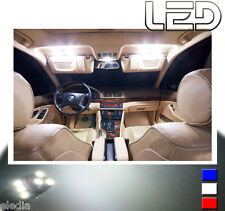 BMW E39 11 Ampoules LED Blanc Intérieur série 5 plafonnier Pare soleil Miroir