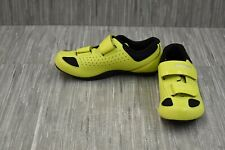 Shimano SH-RP1 Bike Cycling Shoes, Men's Size 3.7, Neon Yellow NEW
