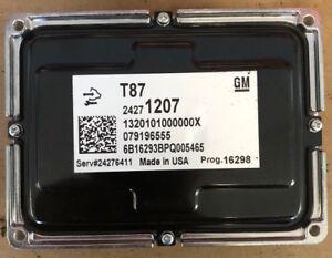 2015 16 OEM Transmission Control Module Chevy Silverado Gmc Sierra 2500 3500 HD