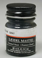 Testors Model Master Engine Gray FS36076 1/2oz Enamel Paint 2034 TES2034