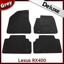 Lexus RX400 2003-2010 Tailored Fitted Grey Car Mats