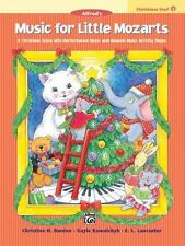 Alfred's Music for Little Mozarts - Christmas Fun! - Book 1