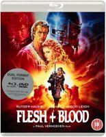 Nuevo Carne Y Sangre DVD + Blu-Ray