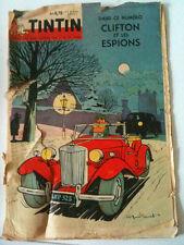 Journal de Tintin 639 - 19/01/61 Les Insectes/ Avions de rêve/ Mercedes