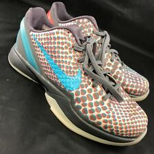 Nike Zoom Kobe VI 6 All-Star 3D/Hollywood Dark Grey/Chlrn Bl-Drng 429913-006 6