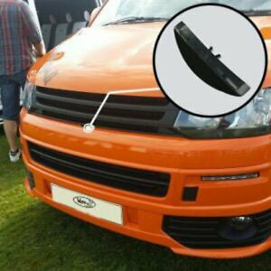 for VW T5.1 Transporter Front Badgeless Grille (Matte) Painted and Ready to Fit