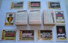 PANINI EURO FOOTBALL 77 STICKERS A&BC TOPPS CARDS CHOOSE 5 TO COMPLETE YOUR SET