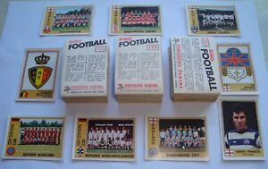 PANINI EURO FOOTBALL 77 STICKERS A&BC TOPPS CARDS CHOOSE 5 OR MORE OR LESS