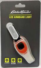 Eddie Bauer Red Led Armband Light Safety Light Running Walking Jogging