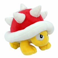 Super Mario Bros Spiny Soft Plush Toy for Kids Holiday Gift