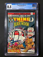 Marvel Two-In-One #10 CGC 8.5 (1975) - Thing & Black Widow
