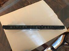 WPW10537425, WP10537425 Kitchen Aid Dishwasher Control Panel