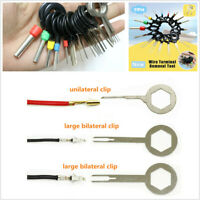26 Pcs Car Terminal Removal Electrical Wiring Crimp Connector Pin Extractor Kit