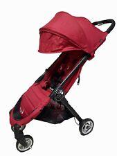 Baby Jogger City Tour Buggy Kinderwagen kompakt zusammenklappbar Rot DQ9120 AS