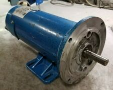 Pacific Scientific 12 Hp Dc Electric Motor 180 Vdc Sr3642 4982 7 10 56bc Cu