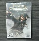 Pirates Of The Caribbean: At World's End (pc, 2007) Computer Game Dvd Rom Sealed