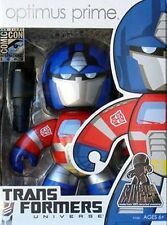 SDCC Exclusive Optimus Prime with Blaster Transformers Mighty Muggs Hasbro NIB