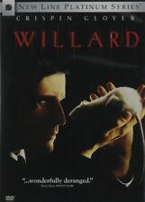 Willard (DVD, 2003, Platinum Series)