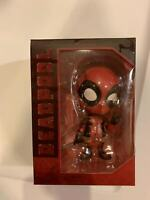 Hot Toys COSB219 Bobble-Head Cosbaby Deadpool Gesturing Version figure in stock