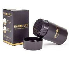 Nanoluxe Medium Brown hair building fibers + Keratin Hold Spray Thickening Kit