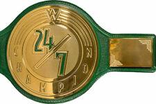 WWE 247 CHAMPIONSHIP BELT ADULT SIZE