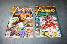 Avengers #180, 186 Marvel Comics