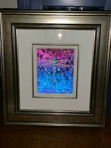 """""""Blue Fertility"""" by Tim Yanke with Appraisal and COA"""