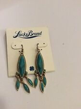 Lucky Brand Turquoise Boho hippie Gypsy Earrings $39 153(2)