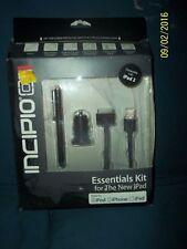 Incipio Essentials Kit for iPad 2- Black (WM-IPAD-025)