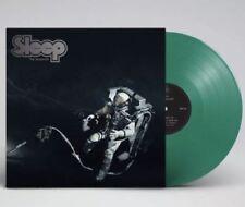 SLEEP Sciences 2-LP Green Wax Kyuss Neurosis Asbestosdeath Jerusalem Dopesmoker
