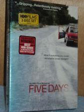 Five Days (DVD, 2008, 2-Disc Set, O-Sleeve)