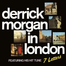 Derrick Morgan(Vinyl LP)Derrick Morgan In London-Burning Sounds-BSRLP920-M/M